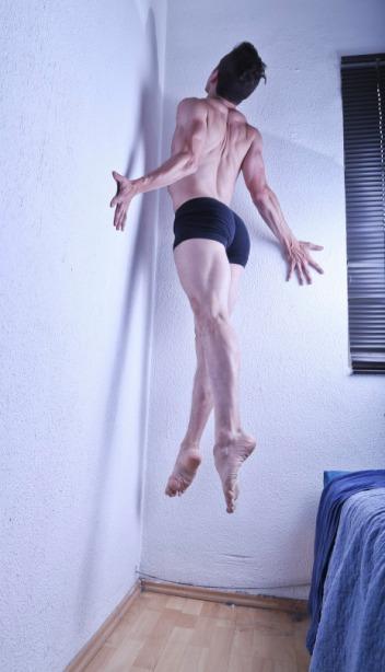 Bailarín Ignacio Pereda/ Foto: Cortesía David Flores Rubio