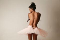 Bailarina Isis Murcio Uscanga/ Foto: Cortesía David Flores Rubio