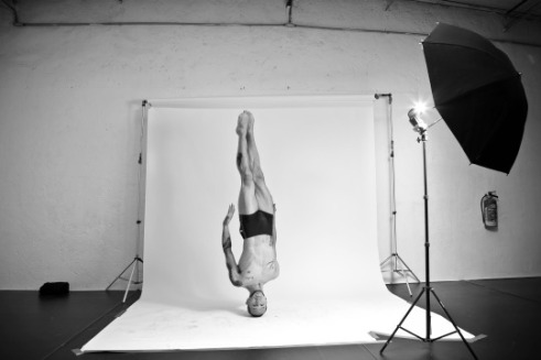 Bailarín Yaroslav Villafuerte / Foto: Cortesía David Flores Rubio